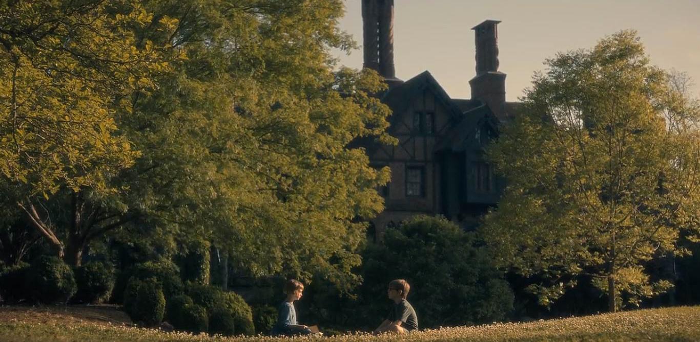 Série The Haunting of Hill House Luke et Abigail