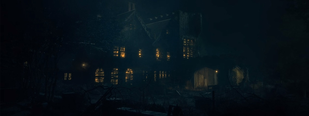 Série The Haunting of Hill House Explications