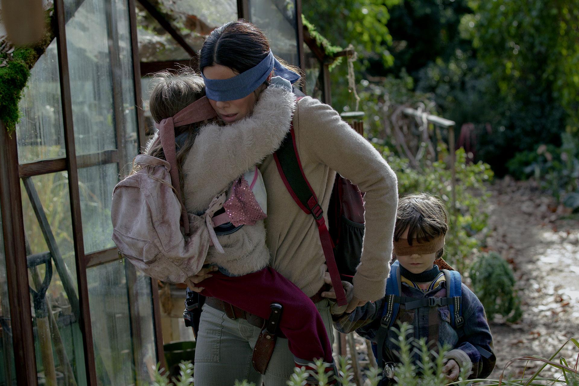 Bird Box le film : ouvrir les yeux tue