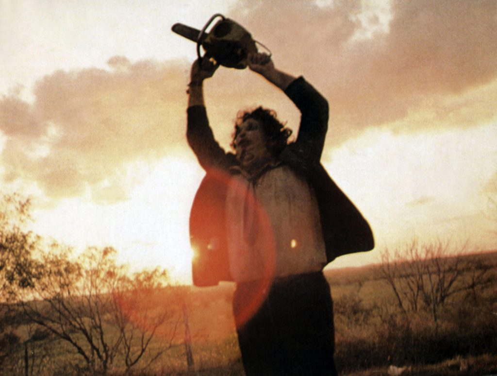 Massacre à la tronçonneuse Tobe Hooper