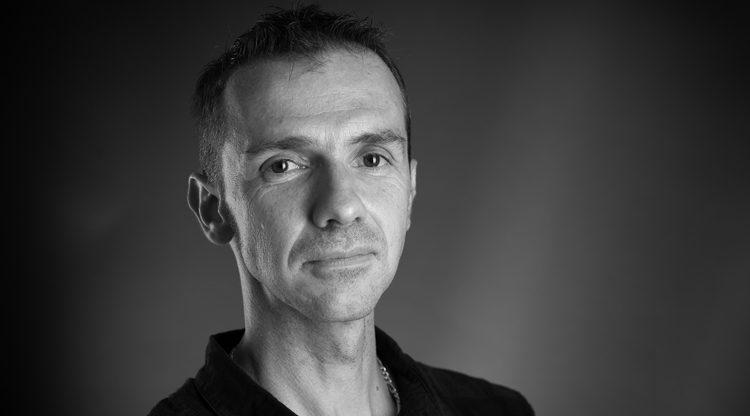 Franck Thilliez, auteur du roman Luca
