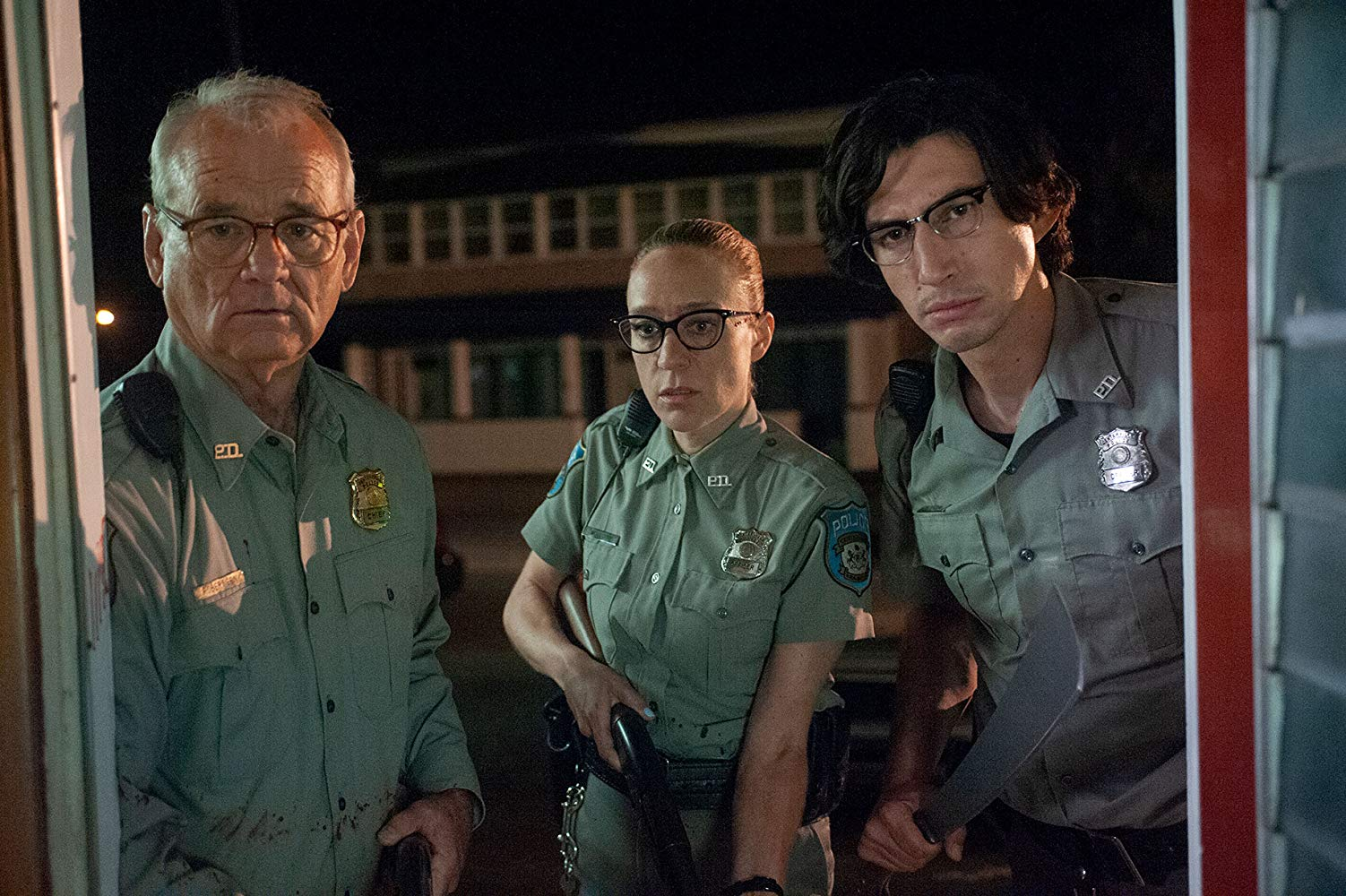 The Dead Don't Die, comédie horrifique de Jim Jarmusch