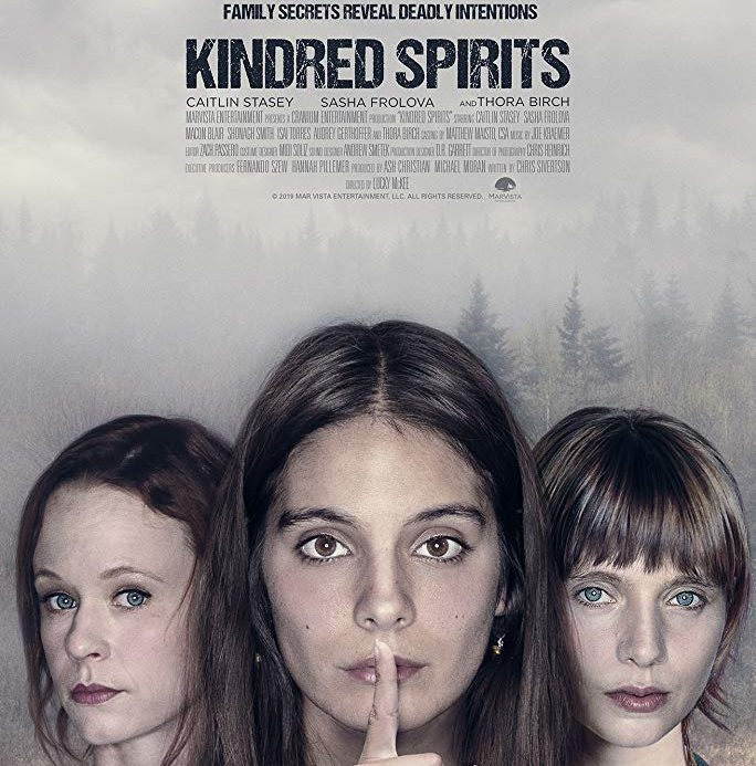 FEFFS 2019 - Compétition Internationale Fantastique - Kindred Spirits