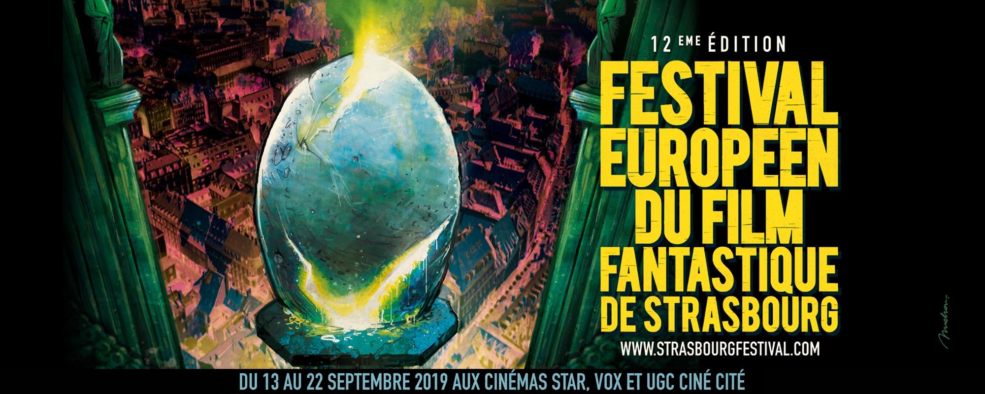 Affiche FEFFS 2019 Alien Ridley Scott
