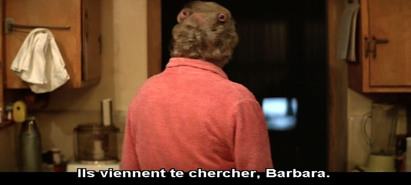 Film Halloween 2 Scène Hommage a Romero La Nuit des Morts Vivants