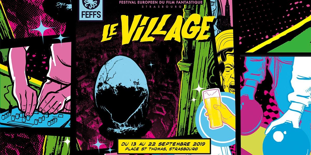 FEFFS 2019 - Les évènements du Village Fantastique