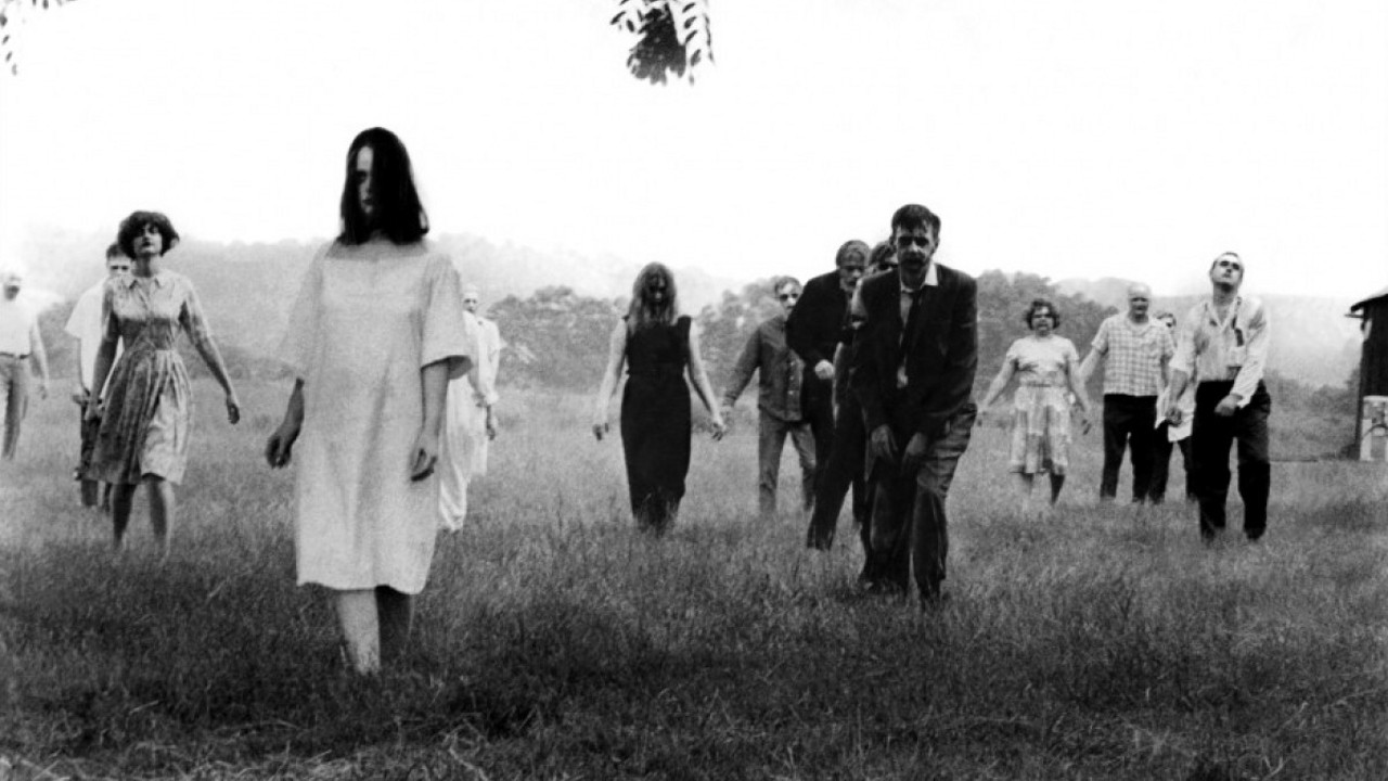 Film La Nuit des Morts Vivants - George Romero 1968