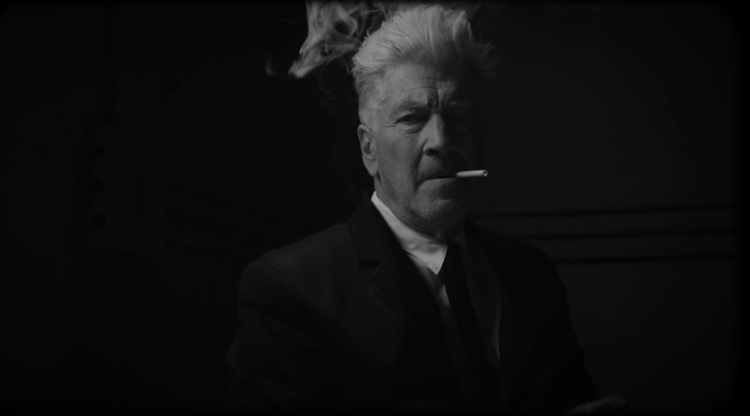 What Did Jack Do court-métrage David Lynch