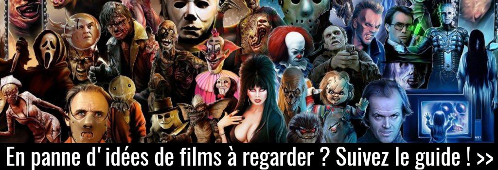 Quelle Horreur: guide de film d'horreur à voir
