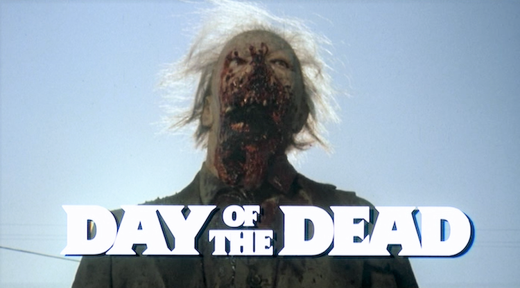 Day of the Dead série Syfy film Romero