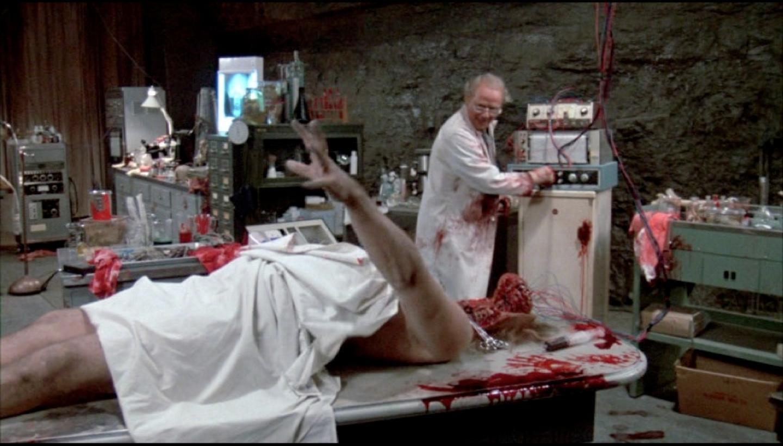 Romero Le Jour des Morts Vivants Film 1986