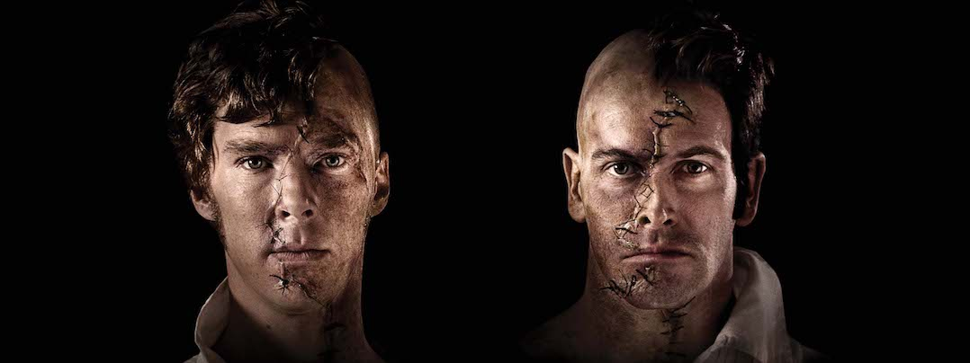 Pièce de Théâtre Frankenstein de Dany Boyle avec Benedict Cumberbatch et Jonny Lee Miller