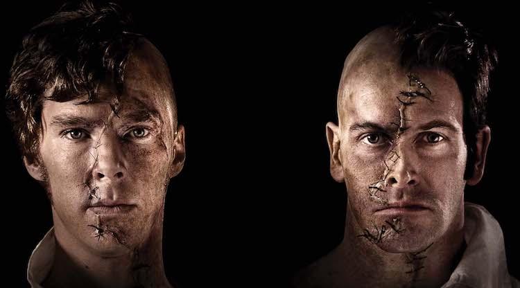 Frankenstein pièce de théâtre Dany Boyle